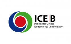 The Institute of Clinical Epidemiology and Biometry (ICE-B) logo