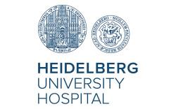 Heidelberg University Hospital (UKL-HD) logo